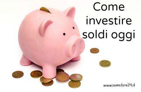 Come Investire Soldi